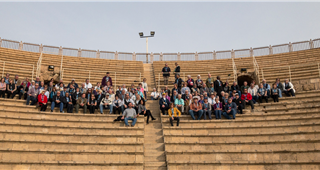 Day One - Holy Land Tour with Bishop Laurie