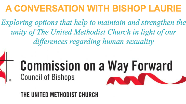 Conversation on a Way Forward with Bishop Laurie Haller