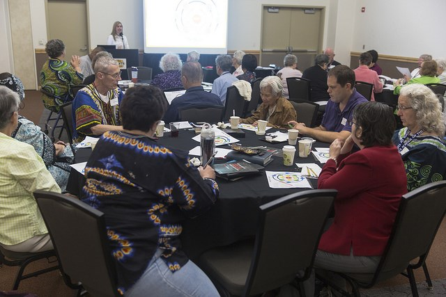 Increasing church vitality is focus of breakfast session
