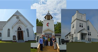 'Coming alongside': The story of three small Maine churches