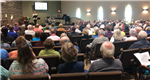 Bishop Laurie begins COWF Fall Gatherings