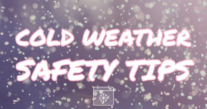 Cold weather safety update, Disaster Ministries