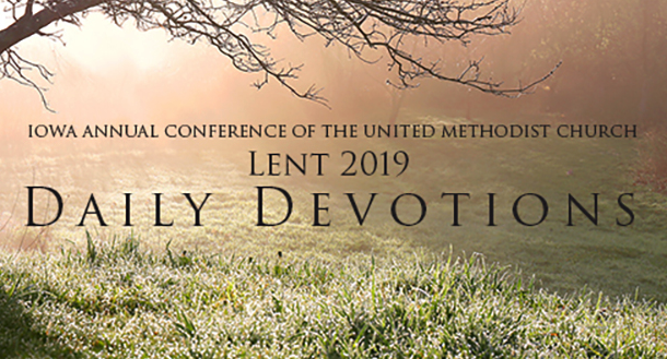 Write a Daily Devotion for Lent