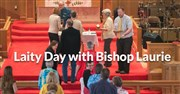 Laity Day with Bishop Laurie
