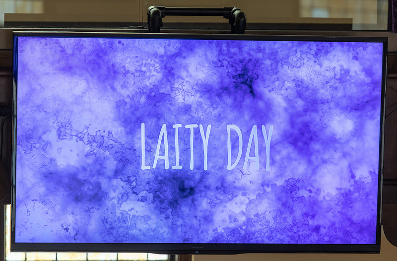 Laity Day offers insights, opportunities
