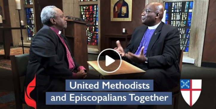Video offers insight into the UMC-Episcopal dialogue on Full Communion