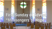 Messengers of Hope: An Advent message from Bill Poland