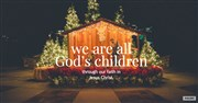 We are God's children through faith