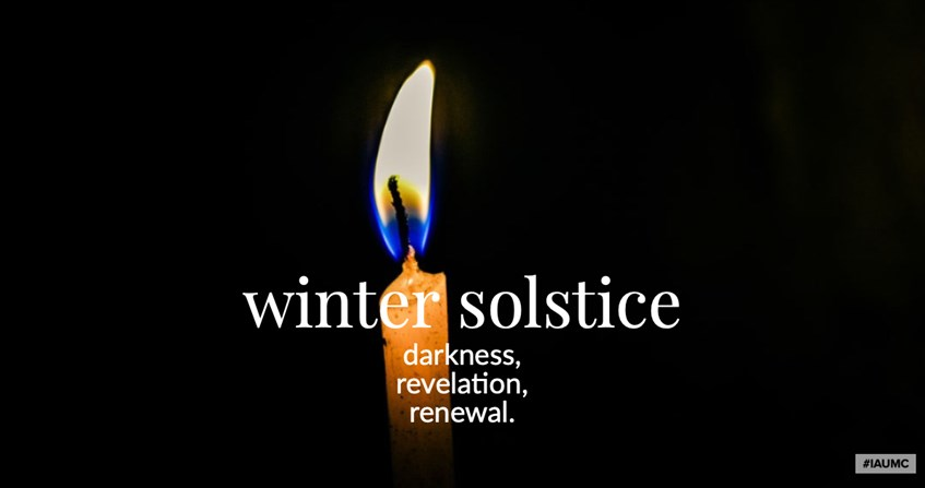 A Winter Solstice for the soul who grieves