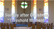 Threshold Moment: A message from Doug Cue