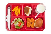 An Offering to Eliminate School Meal Debt
