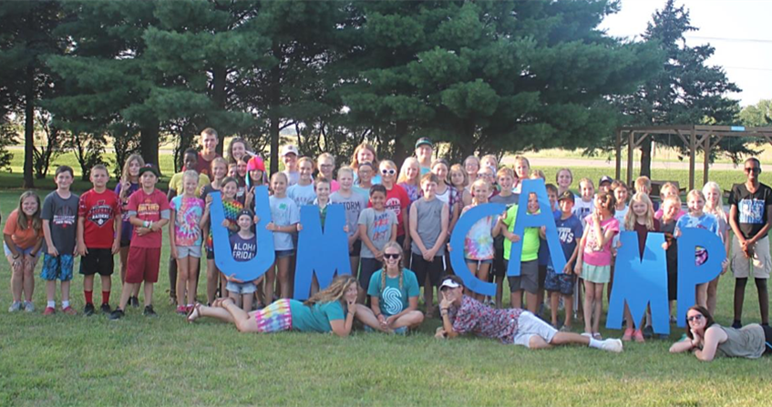 Iowa United Methodist Camps inaugural giving campaign begins February 1, 2020