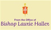 A Pastoral Letter from Bishop Laurie Haller