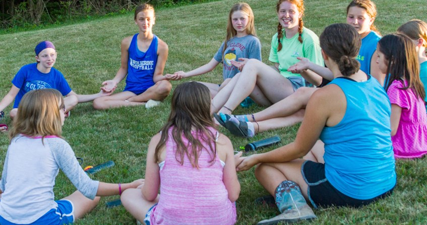 Iowa Conference Camping – a life-changing experience