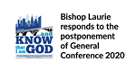 United Methodist General Conference to be postponed