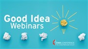 Next week the Good Idea Webinars move to Zoom