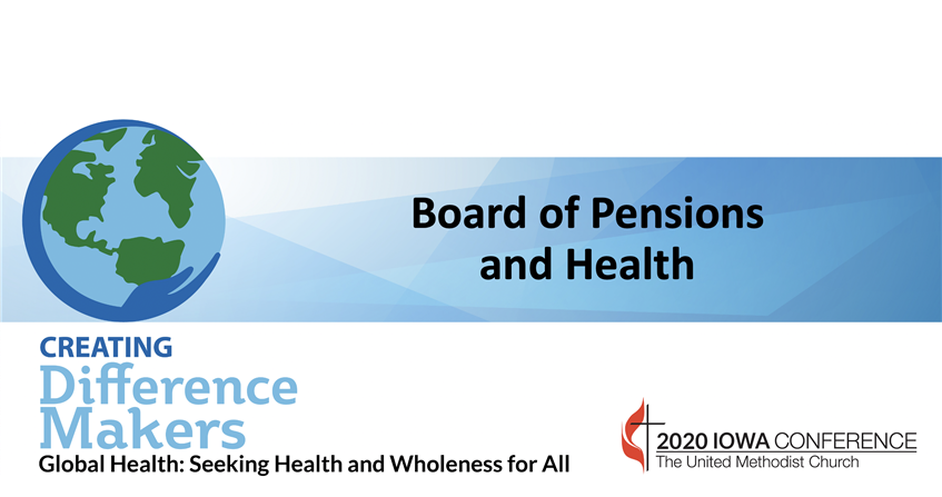 AC2020 - Board of Pensions report