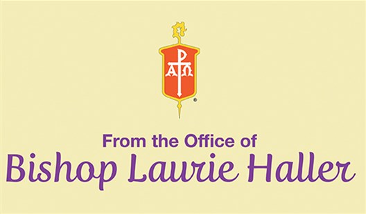 A Pastoral Letter from Bishop Laurie - Caring for the Health and Well-Being of All