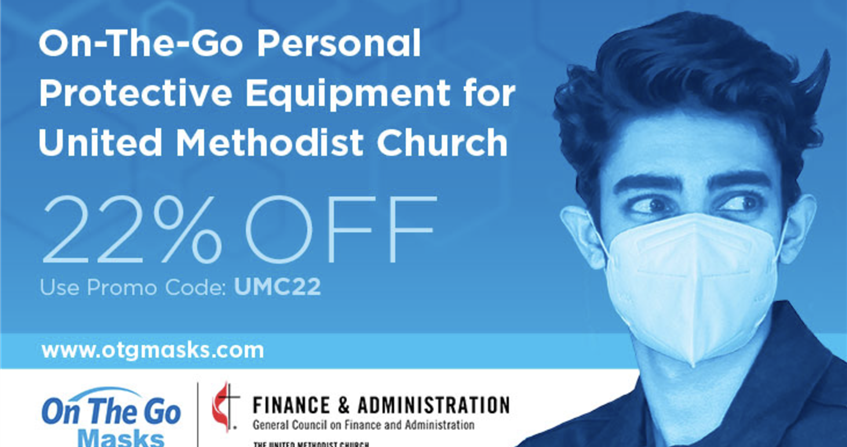 On the Go Masks is GCFA's newest ministry partner