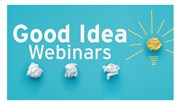 Next week's Good Idea Webinar — Hospitality Beyond the Screen