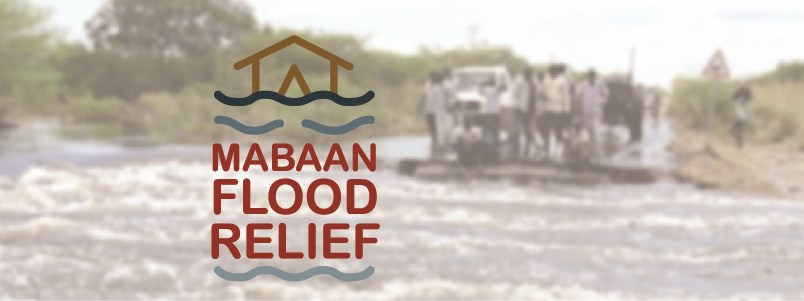 Mabaan Flood Relief Plan