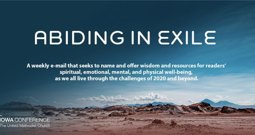 Abiding in Exile - The Stories That Shape Us 10/29/2020