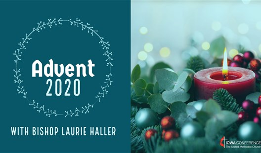 Celebrate Advent and Christmas with Bishop Laurie Haller