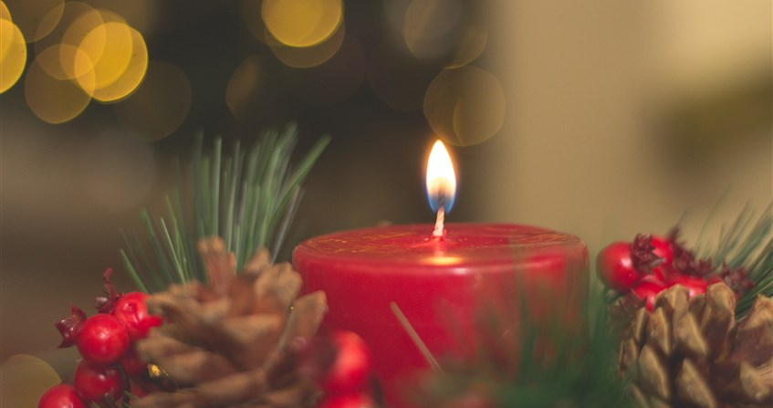Christmas Eve candle light service alternative for all