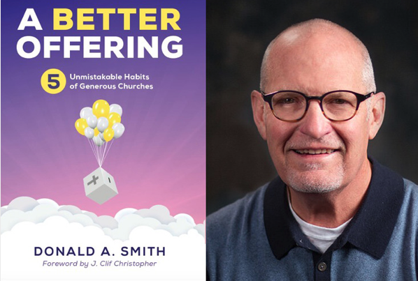 "Discipleship Ministries new webinar ""Been Looking for a Better Offering?"" With Don Smith"