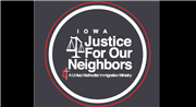 Exciting future for Iowa Justice For Our Neighbors