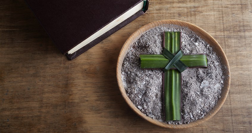 Lent 2021: Bishop Laurie's Ash Wednesday message for the Iowa Annual Conference