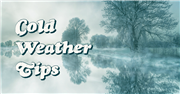 Cold weather tips from Iowa Conference Disaster Ministries