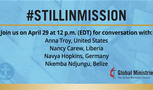 Join virtual conversation with missionaries from around the world