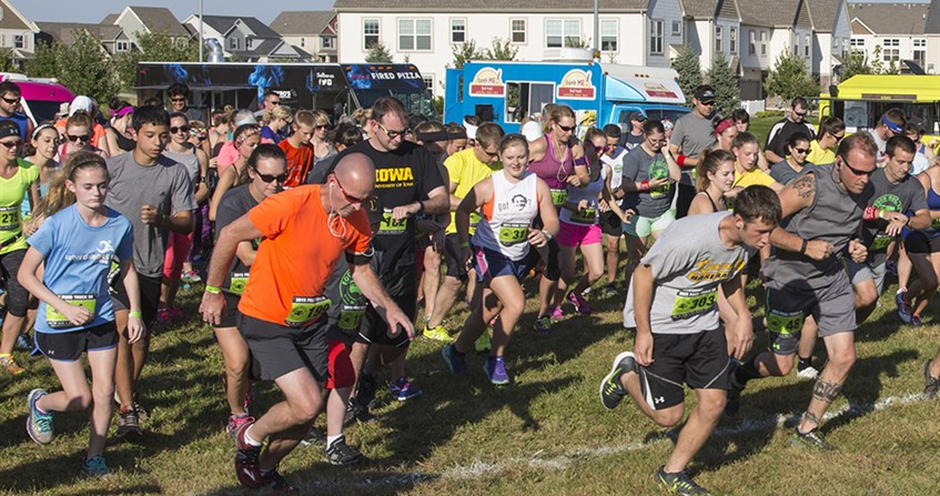 Thrive UMC 5K gathers community, helps homeless youth