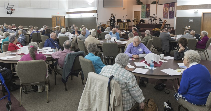 Fall Retirees gathering focuses on spirituality