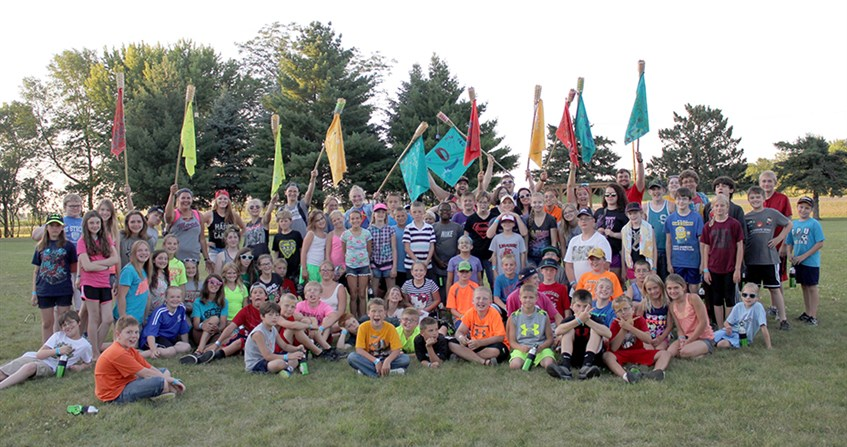 Summer camp—a God-powerful experience