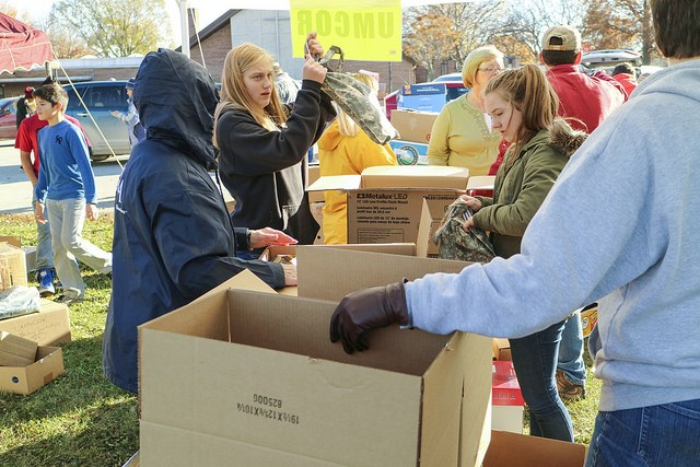 Thanksgiving Ingathering tops $1m goal
