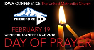 Day of Prayer for General Conference