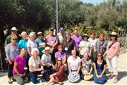 Volunteers in Mission visit to Israel and Palestine