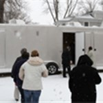 Disaster Response Shower Trailer: Reaction