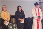 Central District welcomes ministry team