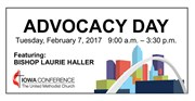 Legislative Advocacy Day Feb. 7