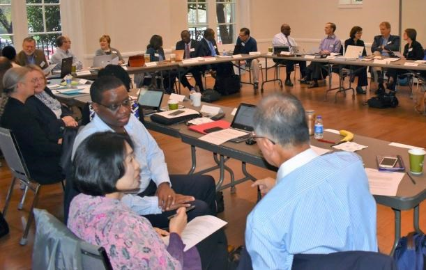 Group focuses on future of the church