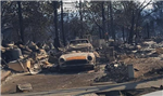 United Methodists help, struggle amid wildfires