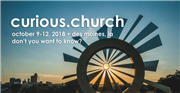 Curious. Church