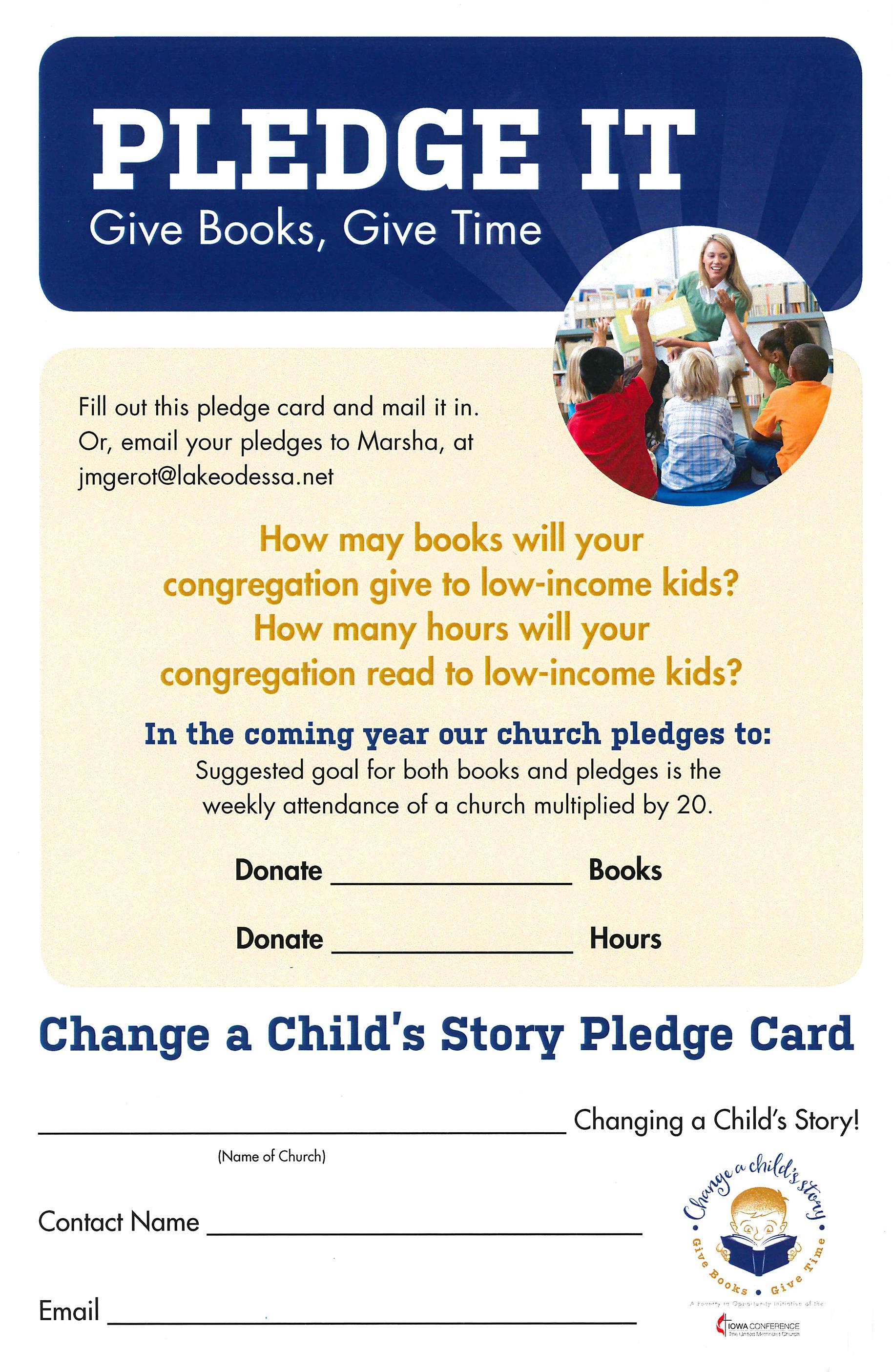 Photo Collection Church Donation Pledge Christmas Card Word